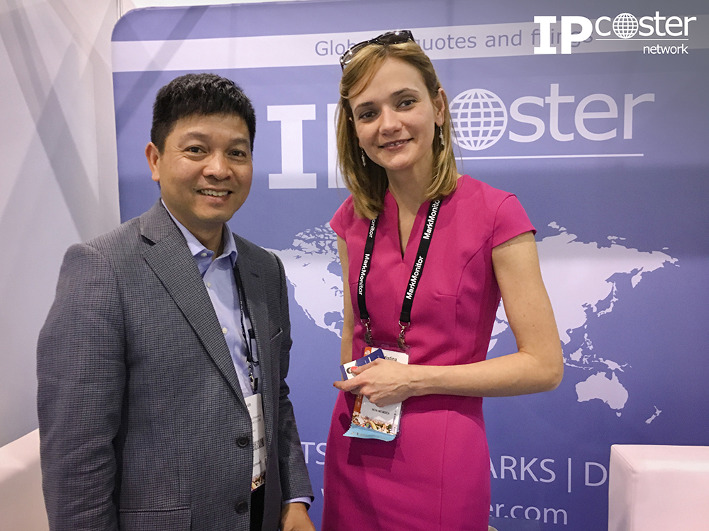 IP-Coster at INTA 2017
