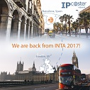 IP-Coster exhibited at INTA's 139th Annual Meeting held in Barcelona, Spain on May 20-24, 2017.