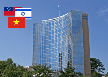 The Hague Agreement is set to welcome three new countries as Israel, Samoa and Vietnam all deposited their instruments of accession to the Geneva Act (1999) of the Hague Agreement